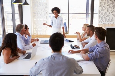 Interacting effectively in your organization