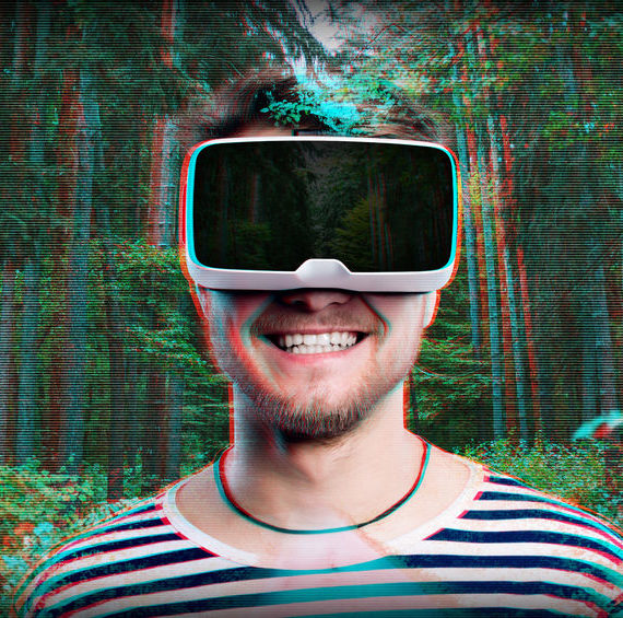 How can virtual reality have an impact on empathy?