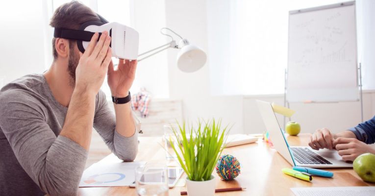 Why use virtual reality for training?
