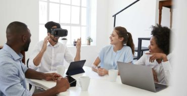 Virtual Reality for a more Inclusive Society